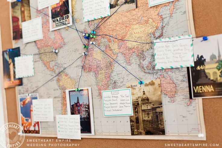 Wedding Guest Seating Chart World Map, Berkeley Fieldhouse, Wedding Photography, Toronto #sweetheartempirephotography
