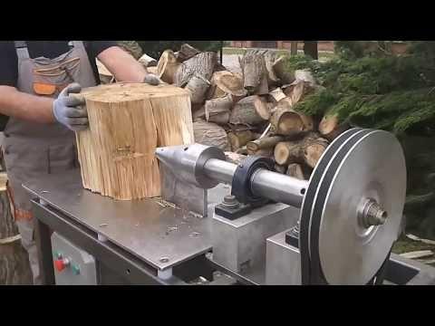 najlepšie domáce štiepačky dreva september 2017 - YouTube