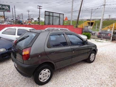 Fiat Palio EX 1.0 mpi 4p 2000 Gasolina Contagem MG   Roubados Brasil