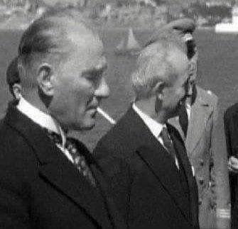 ✿ ❤ Atatürk ve İsmet İnönü