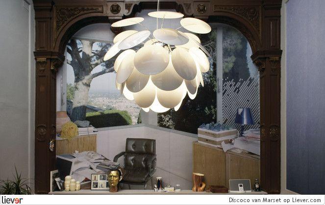 Marset Discoco - Marset verlichting & hanglampen - foto's & verkoopadressen op Liever interieur