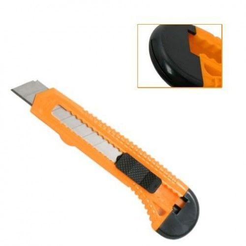 Barkácskés [snitzer] műanyag nagy, visszahúzható, 18 mm széles pengével Eagle TY517 - Sniccer - 99Ft - Sorjázó kés - Sniccer