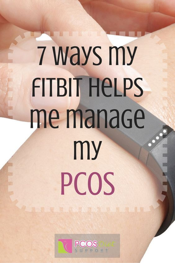 Have you got a Fitbit? I've just got one and I love it. Here is how I am using it to help manage my PCOS...