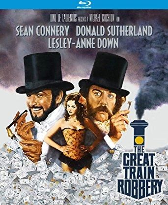 Sean Connery & Donald Sutherland & Michael Crichton & & 0 more & 4.2 out of 5 stars & 180 customer reviews - The Great Train Robbery