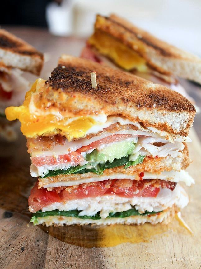 ... Chipotle Mayo - Spinach, turkey, tomato, bacon, swiss cheese, fried