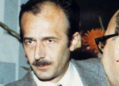 Giorgio Ambrosoli ucciso nel 1979 da un uomo di Michele Sindona