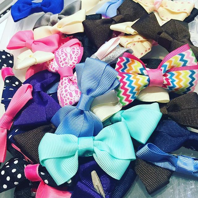 47 best Hair bows images on Pinterest