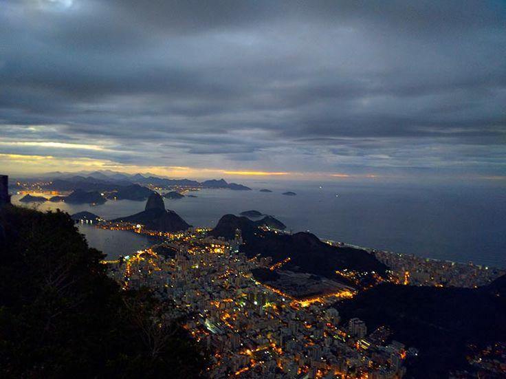 Cristo Redentor / Rio / Brazil