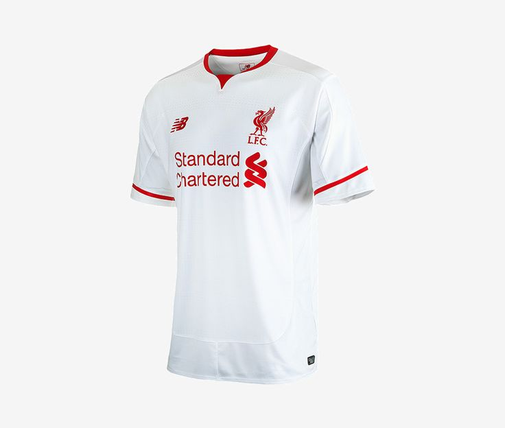 Liverpool 2015-16 Youth Away Jersey