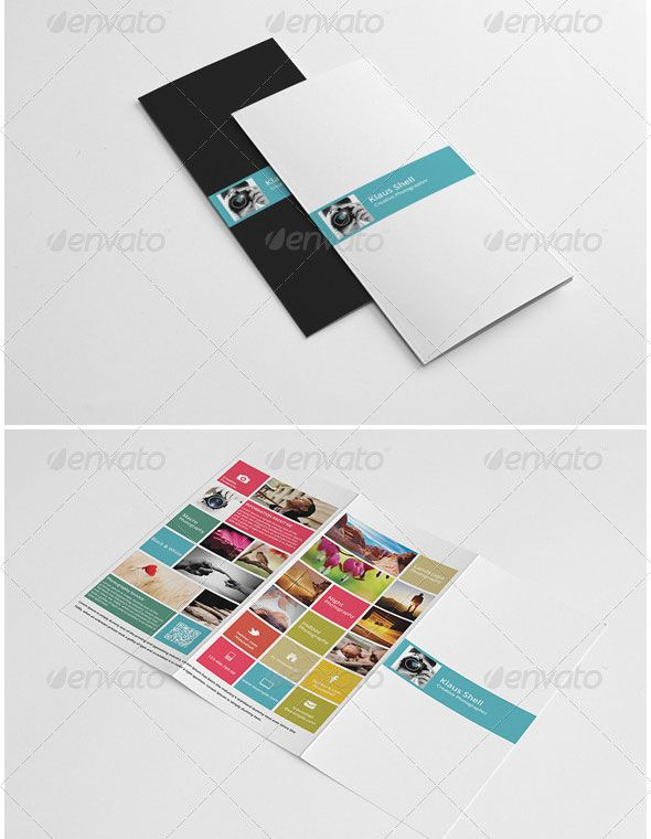 Best Trifold Images On   Brochures Editorial Design