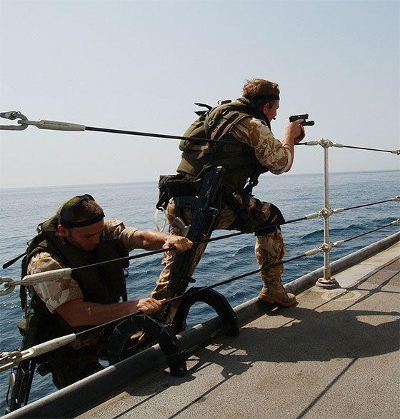 Royal Marines Commando   Opinions on 43 Commando Fleet Protection Group Royal Marines
