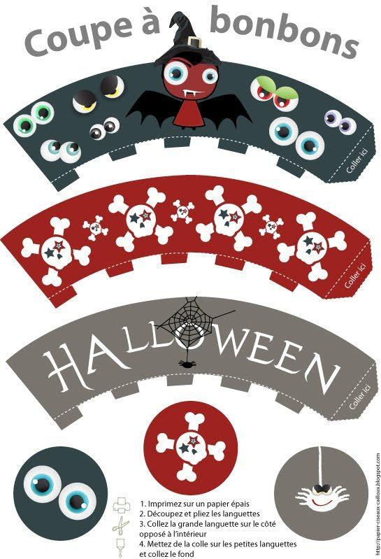 Papier, ciseaux, cailloux...: Halloween...