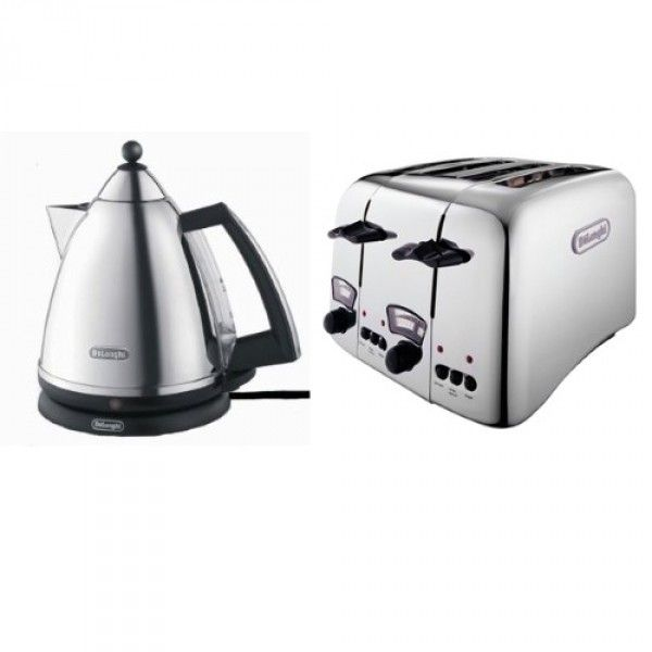 delonghi kettle stainless steel - Google Search