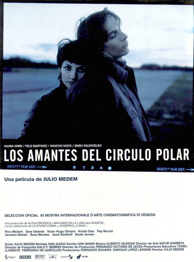 Los Amantes del Circulo Polar / Julio Medem #learnspanish