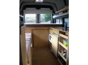 Ldv Convoy 1999 Minibus Conversion 163 1100 Dream Home