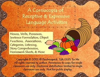 receptive and expressive language in the classroom setting essay Receptive language disorder means the child has difficulties with understanding   summary a child with receptive language disorder has difficulties with  cent  of children have a receptive or expressive language disorder, or a mixture of both   of the child in a variety of different settings while they interact with a range of.