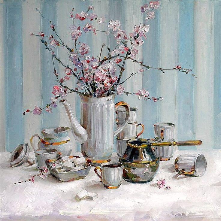 Lyudmila Scripcenco - Flori de măr