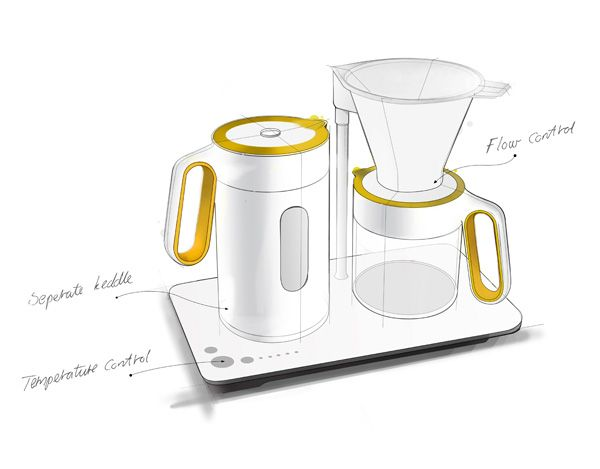 17+ ideas about Coffee Machine Design on Pinterest Product design, Coffee maker and Dieter rams