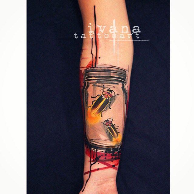 Tattoo Jar Ideas: 52 Best Trash Polka Style Images On Pinterest