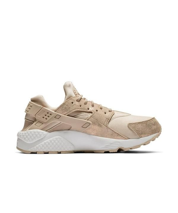 Nike Air Huarache Run Particle Beige Women S Shoe Hibbett City Gear Nike Air Huarache Air Huarache Huarache Run