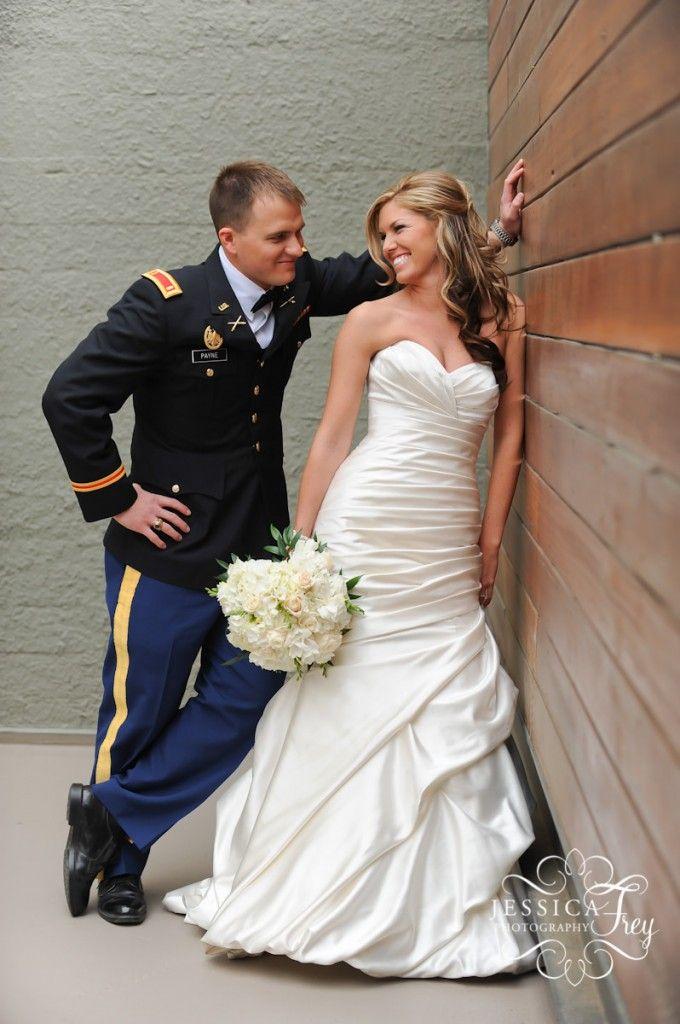 Mallory U0026 Joel U2013 Seven Oaks CC Army Wedding