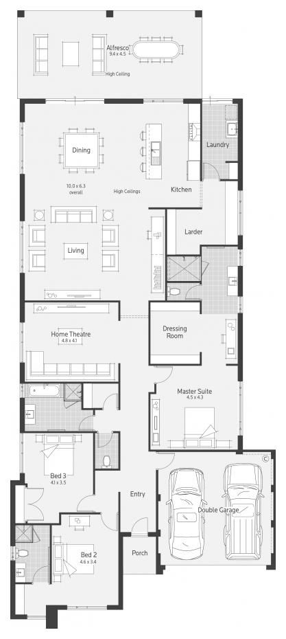 17 best images about floor plans on pinterest house for Dale alcock home designs