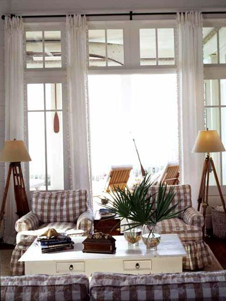 Best 25 Lake House Window Treatments Ideas On Pinterest