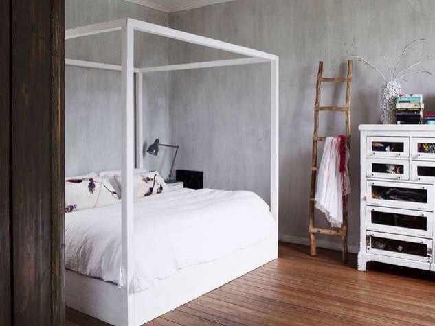 Die besten 25+ weißgraues Schlafzimmer Ideen auf Pinterest - kingsize bett im schlafzimmer vergleich zum doppelbett