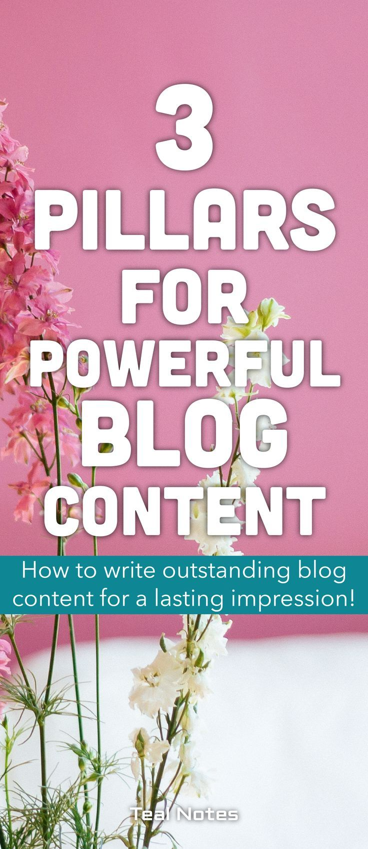 Writing great content for your blog is one of the many key steps to make money with your online business. Marketing your content can be helped by calendars, planners, and strategy but sometimes there can still be certain writing elements missing. To create memorable content check out the roadmap to a better content layout for your audience! Teal Notes | Make Money Blogging | Content Strategy |