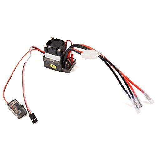 The product XCSOURCE 320A High Voltage Version ESC Brushed 7.2 – 16V Speed Controller for RC Car Truck Boat Models... can be reviewed at - http://drone-review.co.uk/product/xcsource-320a-high-voltage-version-esc-brushed-7-2-16v-speed-controller-for-rc-car-truck-boat-models-heat-sink-rc191