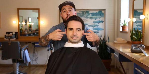 La bonne façon de se raser la barbe