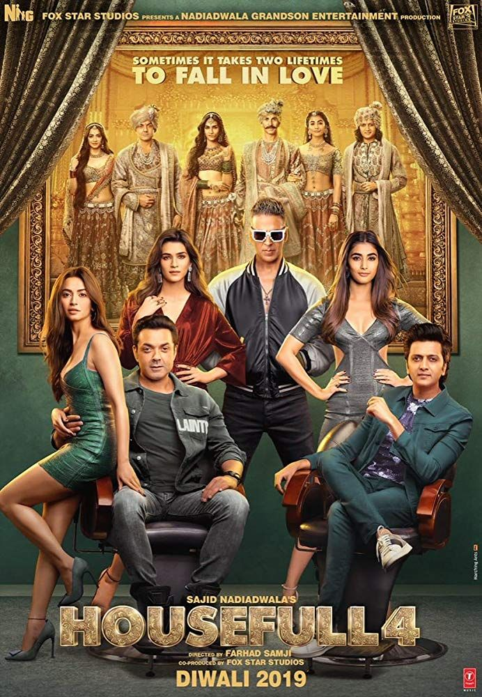 Housefull 4 2019 Free Download Hd Movies Download Housefull 4 Bollywood Movies