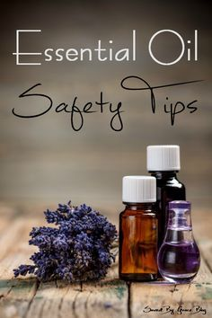 I love essential oils, however, there's some things to keep in mind when using them, so here's some essential oil safety tips!