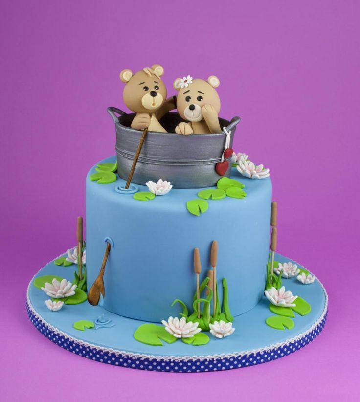 In love! - Cake by leonietje