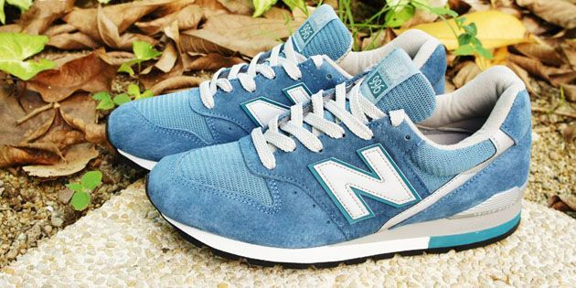new balance 996 denim blue