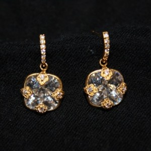 Detailed Earrings