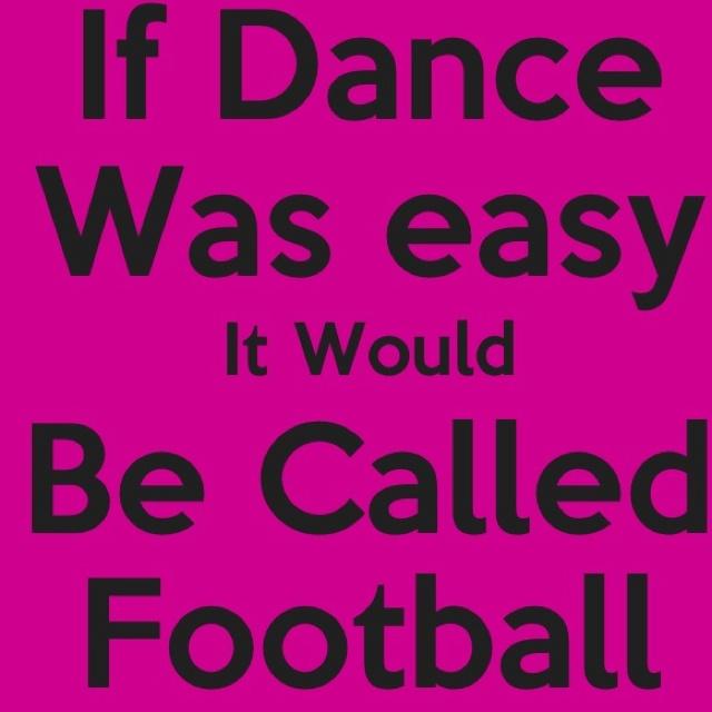: Dance Quote