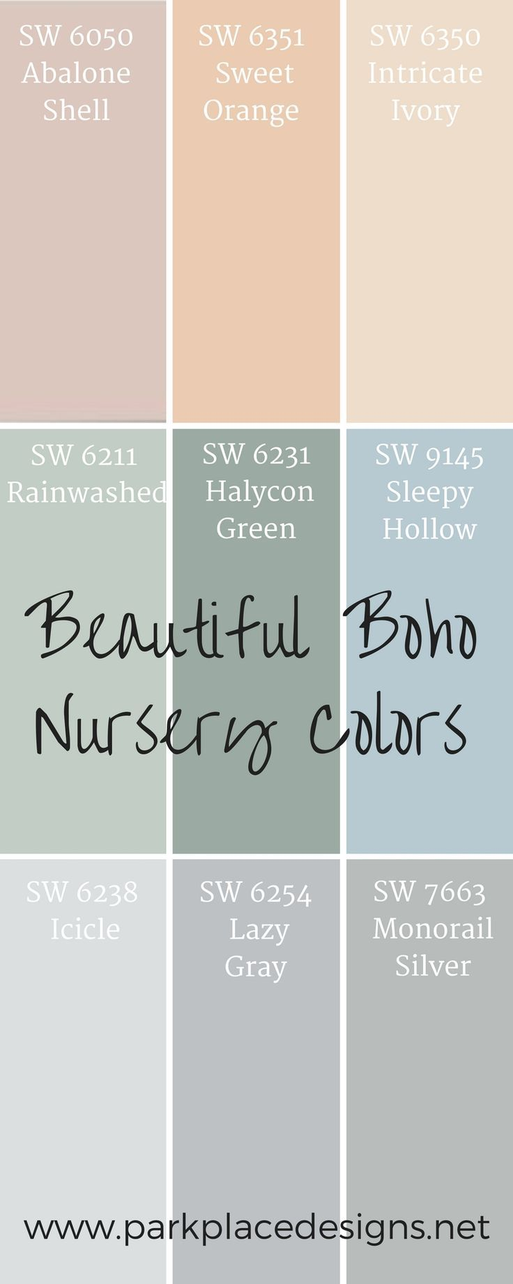 Sherwin Williams Paint Colors Perfect For Your Beautiful Boho