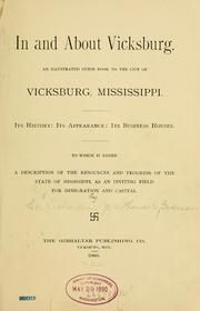 Picturesque Vicksburg. A description of the resources and prospects of that city and the famous Yazoo delta .. : Chapman, H. P. [from old catalog] : Free Download & Streaming : Internet Archive