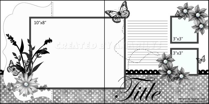 Sketch by Amarilys Doria (2 page/3 photo sketch)