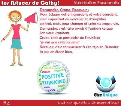 Astuces de Cathy #4 - Demander, Croire, Recevoir - via http://bit.ly/epinner