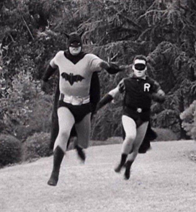 Кадр из фильма «Бэтмен и Робин», 1943 год