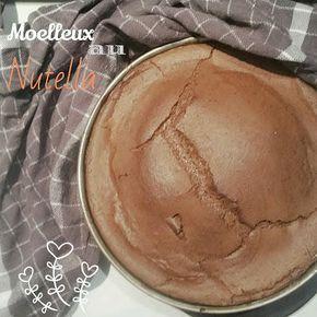 THERMOMIX+:+Moelleux+au+Nutella+..+pure+et+simple+tuerie+!