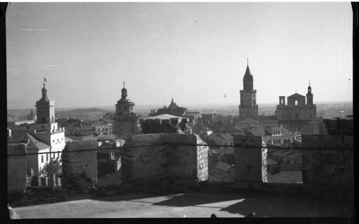 Lublin na zdjęciach Edwarda Hartwiga (zdjęcie 13) - Autor: Edward Hartwig