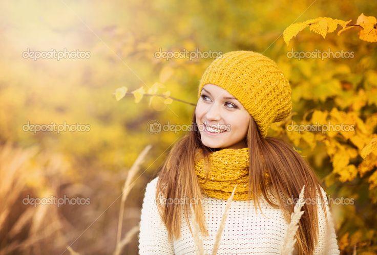 herfst portret sjaal - Google zoeken