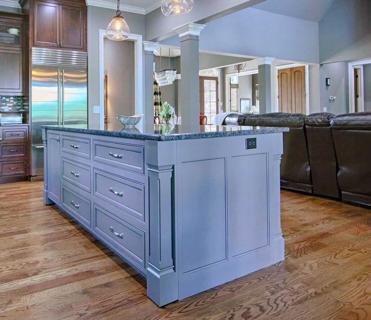 438 Best Kitchens Islands Images On Pinterest Kitchen