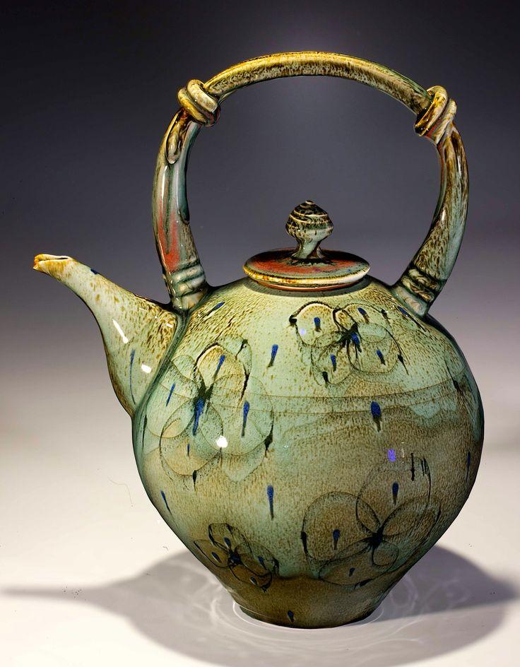 Timothy Sullivan, Creekside Pottery Love This Handle