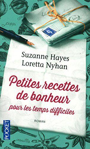 Petites Recettes de bonheur pour les temps difficiles de Suzanne HAYES http://www.amazon.fr/dp/2266256335/ref=cm_sw_r_pi_dp_4k5hwb0XWT6HA