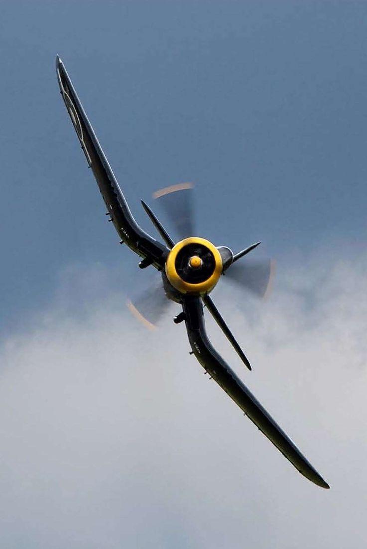 Goodyear FG-1D Corsair by NamelessFaithlessGod on deviantART