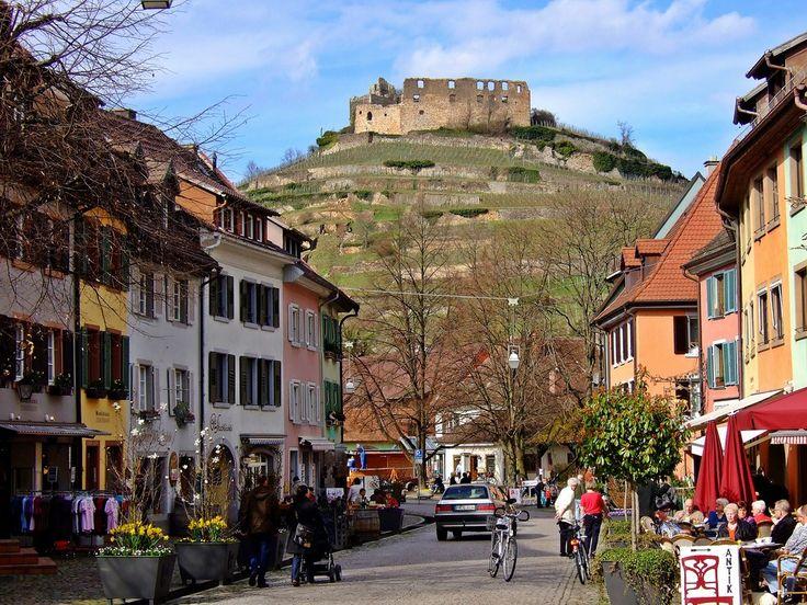 Staufen im Breisgau Südbaden von Bruno Hermann